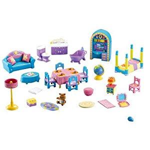 Mattel Accessoire pour poupee Assortiment Meubles De La Maison