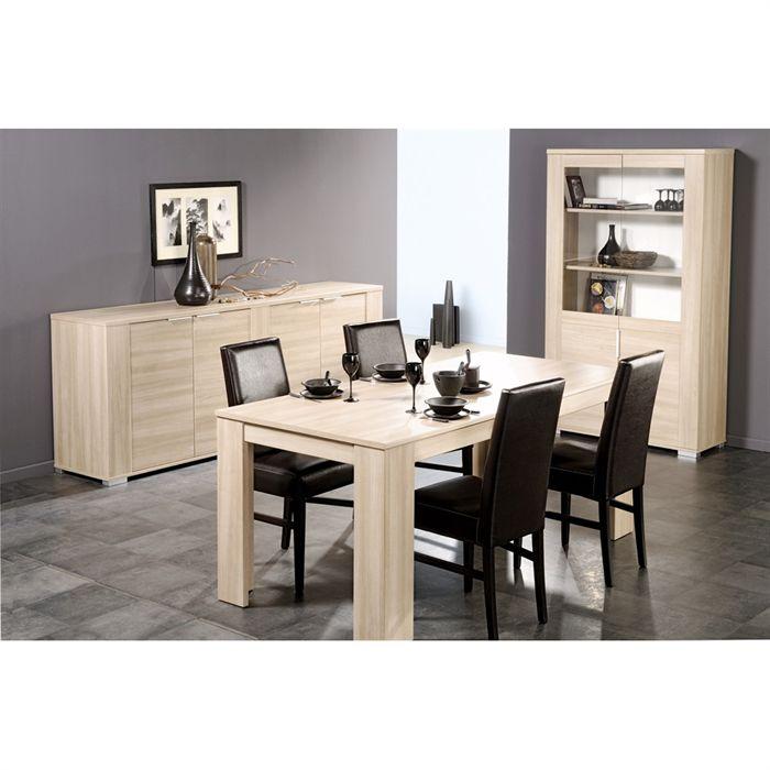 Chaise table salle a manger topiwall for Ensemble meubles salon salle manger