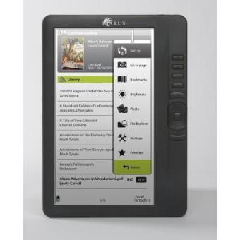 Liseuse électronique ICARUS Omnia 7 «» LCD (G2) eBook Achat