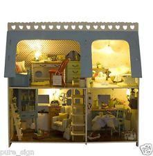 Maison Miniature Ma Petite Maison De Paris Avec Eclairage LED Et Son