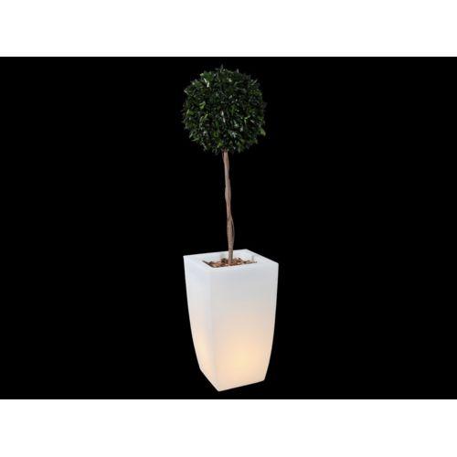 Habitat et Jardin Bac à fleurs Pot lumineux 82 pas cher Achat