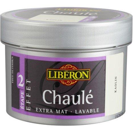 Peinture à effet Chaulé essuyé LIBERON, kaolin, 0.25 l | Leroy