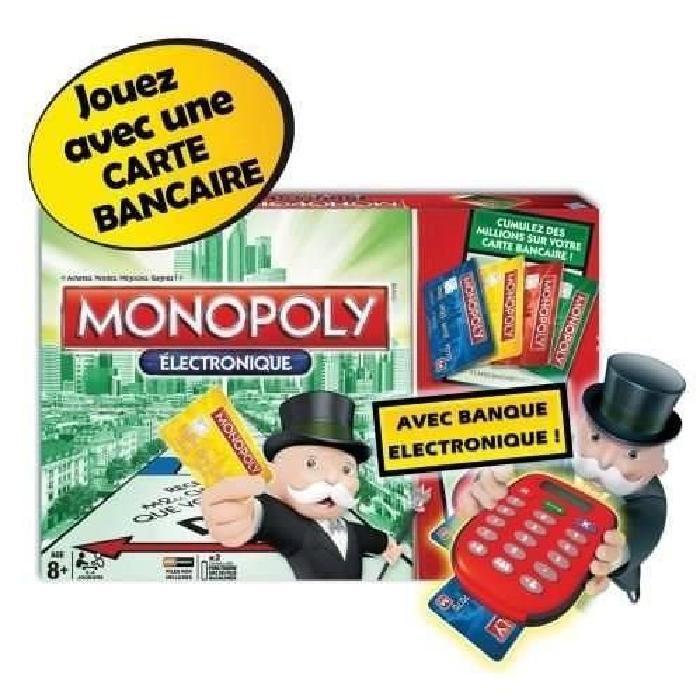 MONOPOLY Electronique 5010994775308 Achat / Vente jeu société