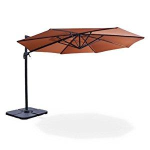 jardin mobilier de jardin parasols stores et auvents parasols