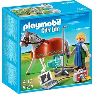 Univers Miniature | Playmobil 4009 Plusieurs animaux sont blessés
