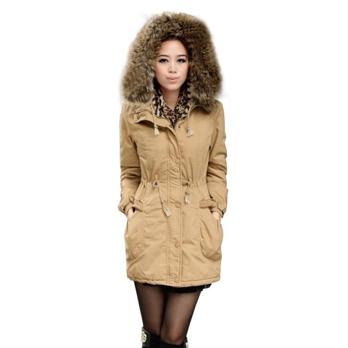 Manteau femme hiver 46