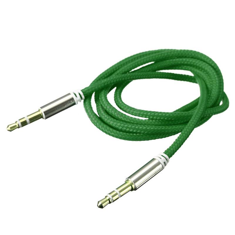 5mm stéréo mini Jack Jack Male Aux cable audio auxiliaire plomb PC