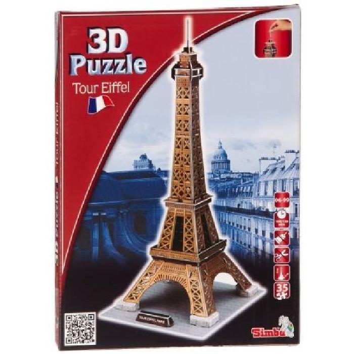 PUZZLE TOUR EIFFEL Achat / Vente puzzle