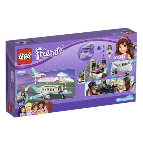 Lego® 41100 Lego® Friends L'avion privé de Heartlake City pas