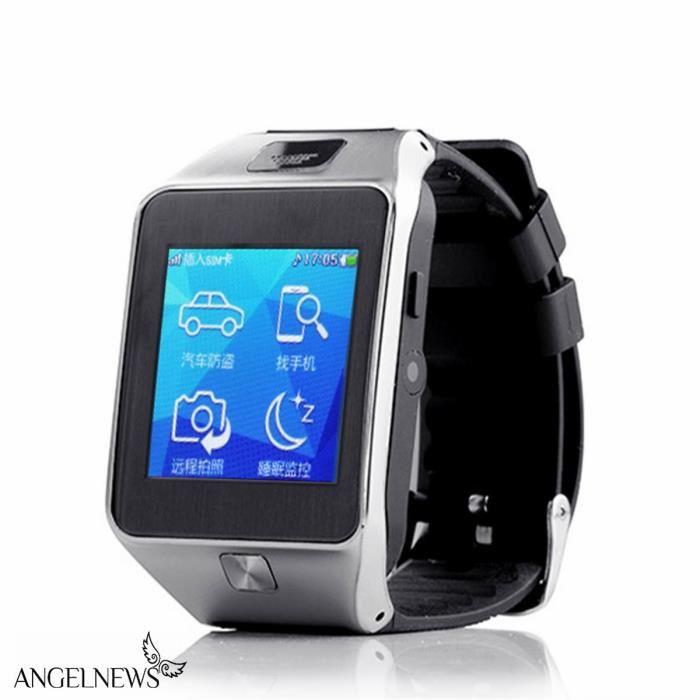 Z20 Montre Smart Watch Intelligent?Argent? Achat / Vente montre