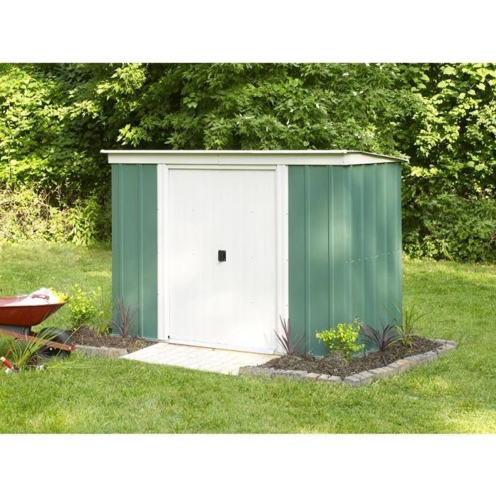 monopente 2.31 m² Achat / Vente ABRI JARDIN CHALET Abri de jardin