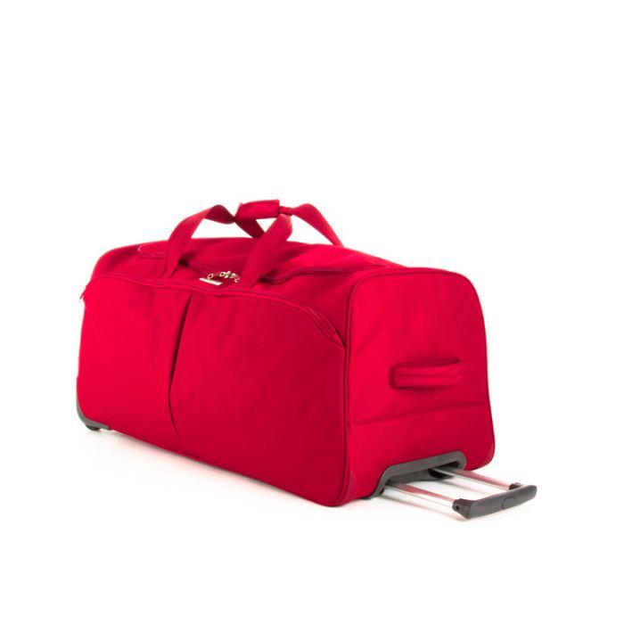 SAMSONITE sac de voyage à roulettes cordoba duo 76cm rouge Le sac