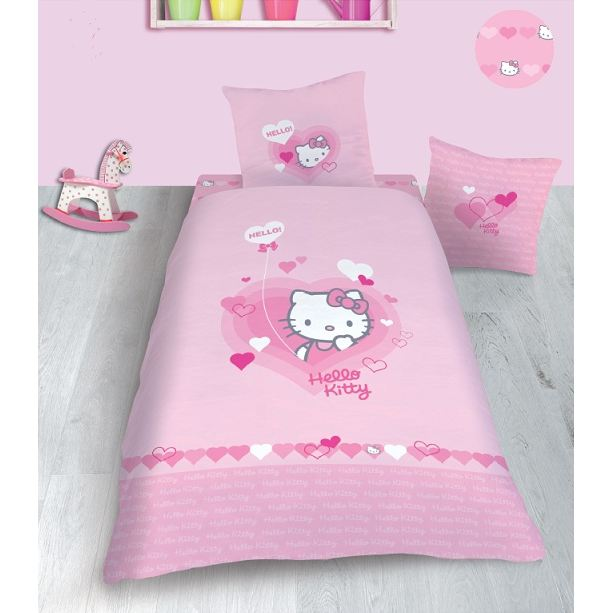 Couette topiwall - Housse de couette hello kitty 200x200 ...