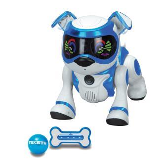 Robot chien Teksta Puppy 5G à reconnaissance vocale Splash Toys