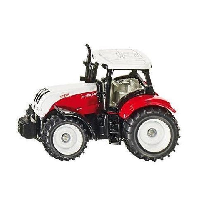 tracteurs en format de poche. Ce tracteur a? Voir la présentation