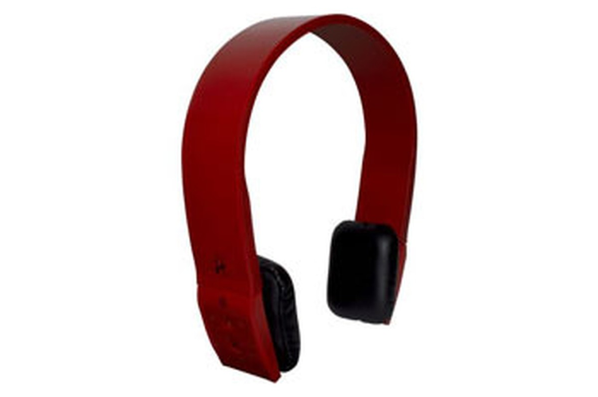 Casque arceau Halterrego HEAR Rouge BLUETOOTH HEAR Rouge BLUETOOTH