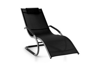 Chaise et fauteuil de jardin Sunwave Chaise longue transat Relax
