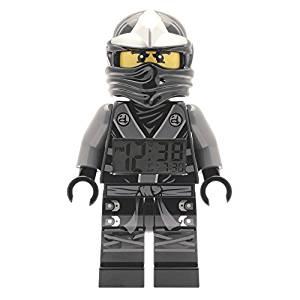 LEGO Ninjago Cole (élémentaire) Figurine Réveil Digital 9001154