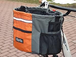 Karlie Doggy Travel Junior Panier à vélo pour transporter son chien