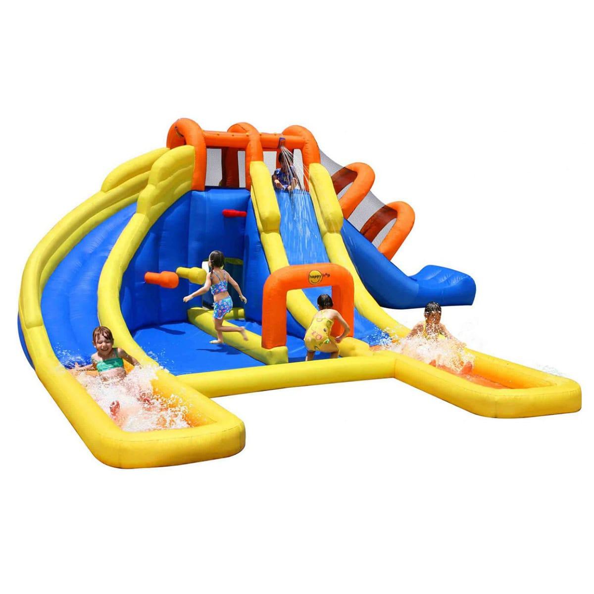 Aire de jeux gonflable Mini Park HAPPY HOP pas cher à prix