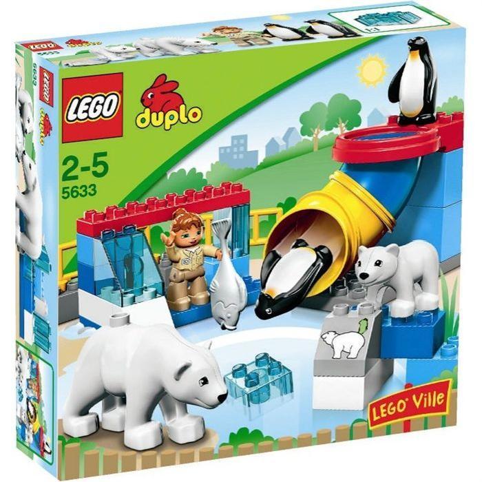 DUPLO Le zoo polaire Achat / Vente assemblage construction