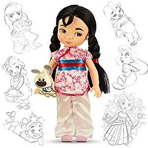 Disney Poupée Animator Mulan: Jeux et Jouets