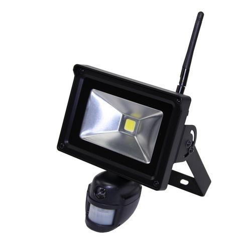 Camera exterieure Wifi sur carte sd + spot à LED Achat / Vente