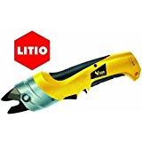 Captelec Sécateur sans fil 7.2 V Batterie Lithium