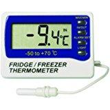 WPRO THH100 Thermometre a mémoire multi usages pour réfrigérateur
