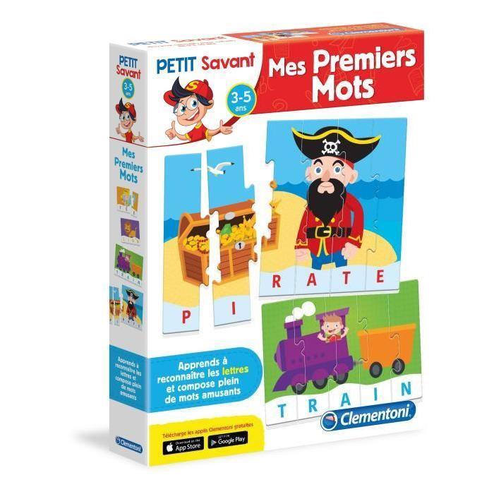 CLEMENTONI Mes Premiers Mots Achat / Vente jeu d'apprentissage