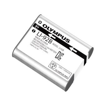 Olympus Batterie LI 92B pour Olympus Tough TG3, Tough TG4, Stylus SH 1