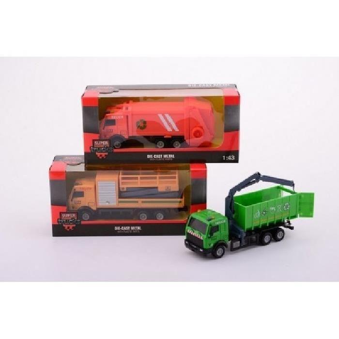 Camions miniatures utilitaires 1/43 Achat / Vente voiture camion