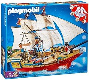 Le Grand Bateau de Camouflage des Pirates: Jeux et Jouets