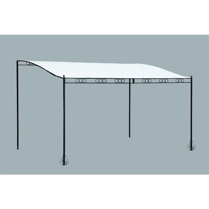 Pergola Aluminium 4X3M - Topiwall
