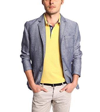 Devred Veste chevron homme casual L: Vêtements et