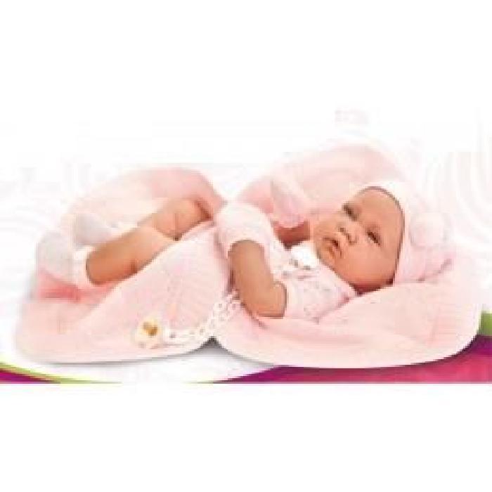 Poupée bébé reborn Antonio Juan 42 cm Achat / Vente poupée