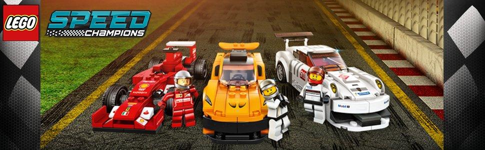 LEGO Speed Champions 75899 Jeu De Construction La Ferrari