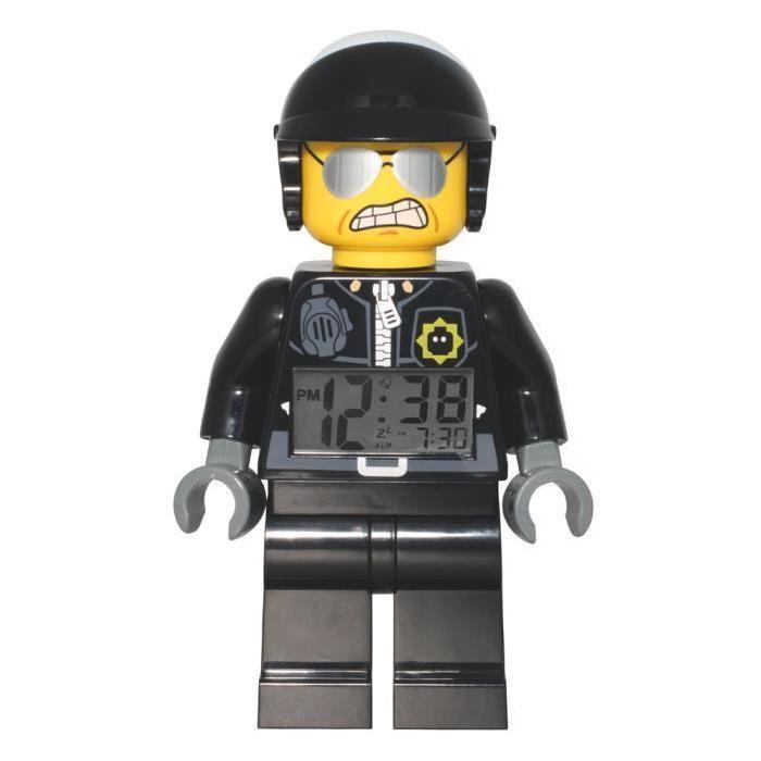 Cyllene Fantaisie Réveil Bad Cop 'Lego' Mul Achat / Vente