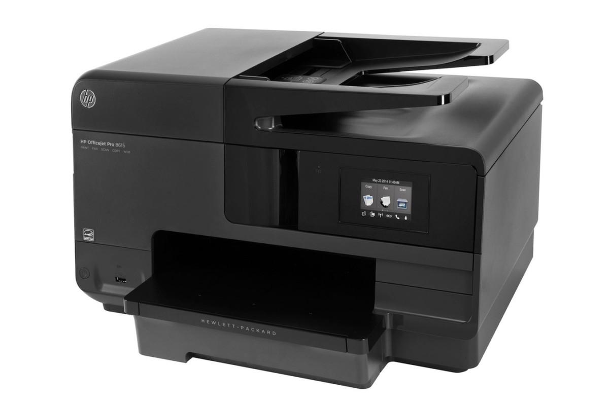 Imprimante jet d'encre Hp OFFICEJET PRO 8615 +Cartouche d'encre Hp