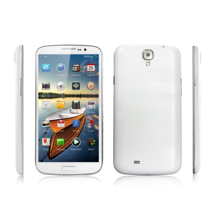 Téléphone smartphone android 4,2 6,5 pouces ? Achat / Vente