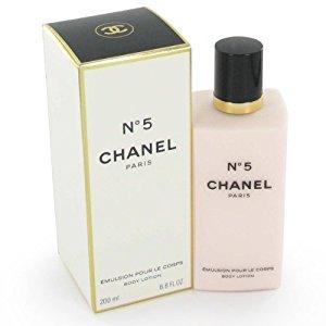 Chanel No 5 emulsion corps 200 ml: Beauté et Parfum
