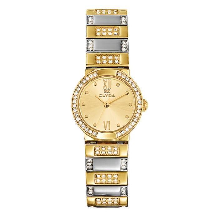 Montre CLYDA Femme Bracelet Acier Acier, Achat/vente montre