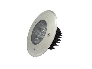 2PCS 9w Spot Enterre LED Lampe Encastrable Exterieur Jardin Terrasse