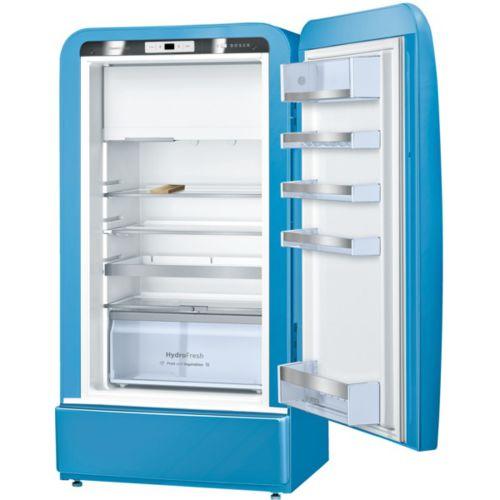 Bosch ksl20au30 réfrigérateur 1 porte 66cm 154l a++ bleu Serie 8