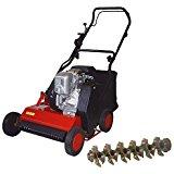 LAZER S393H Scarificateur thermique HONDA GC135 135cc 40 cm