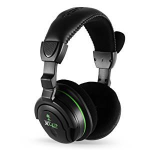 Micro casque sans fil pour Xbox 360 Earforce X42: Jeux