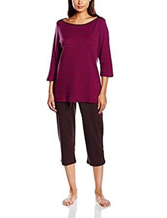 Triumph Ensemble de pyjama Femme: Vêtements et