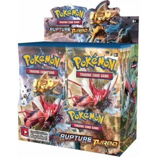 Display pokemon XY9 rupture turbo boite 36 boosters Achat / Vente