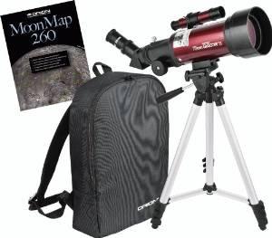 Lunette astronomique de voyage GoScope II 70 mm d'Orion