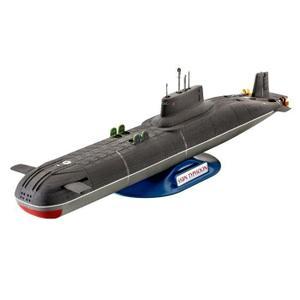 MAQUETTE DE BATEAU Maquette sous marin russe Typhoon Class Coloris U